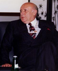 De toenmalige Turkse president Demirel