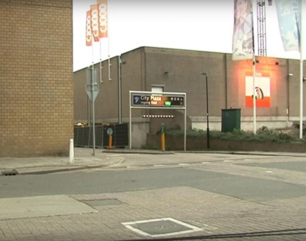 De plek waar Ricard werd neergestoken © RTV Utrecht