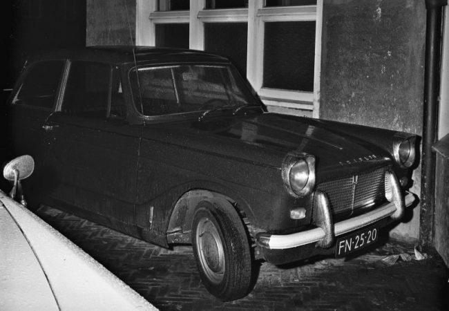 Auto van Claude Berkeley