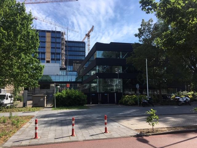 De rechtbank van Amsterdam