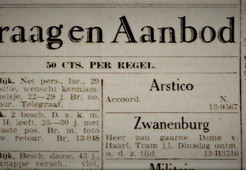 De Telegraaf 27 november 1939